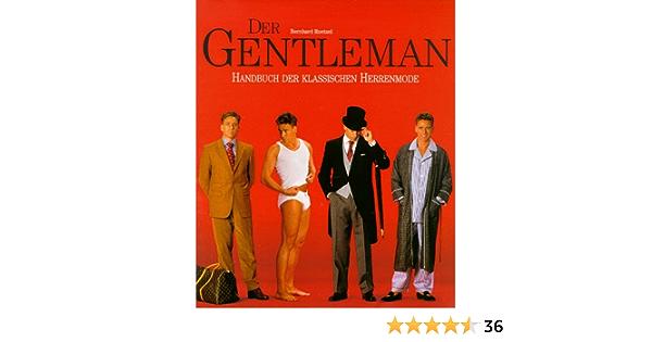 Der Gentleman Unknown 9783895086373 Amazon Com Books
