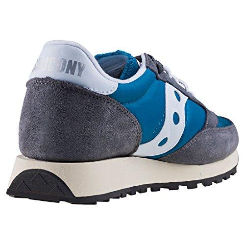 Saucony Jazz Originele Vintage Heren Sneakers Grijs (cas / Tea 20)