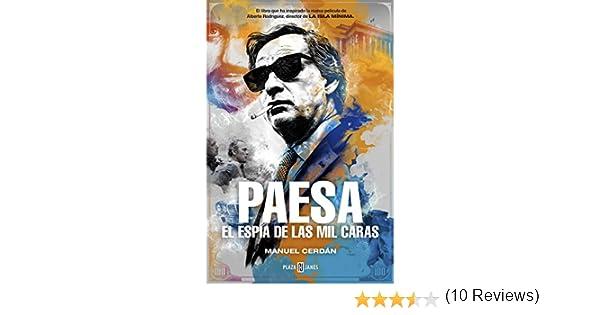 Paesa: El espía de las mil caras eBook: Manuel Cerdán: Amazon.es: Tienda Kindle