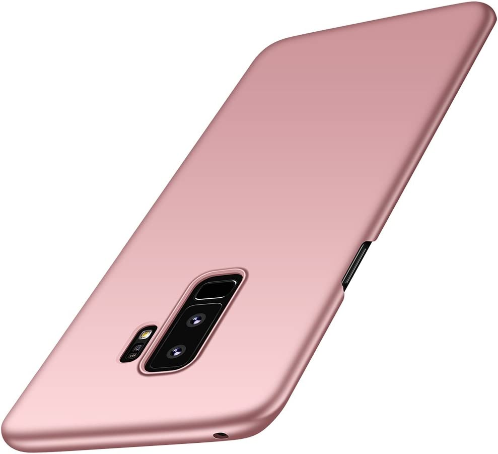 Ornarto Samsung Galaxy S9 Plus Hülle S9 Ultra Dünn Elektronik