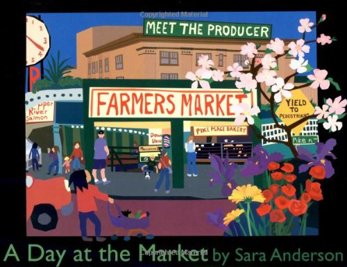 Download A Day at the Market pdf