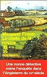 Le Conte de la Novice par Frazer