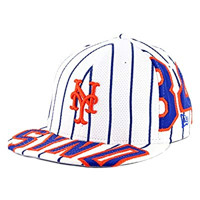 New Era 950 New York Mets Player Pick Syndergaard V1 Snapback Hat (WH) Cap