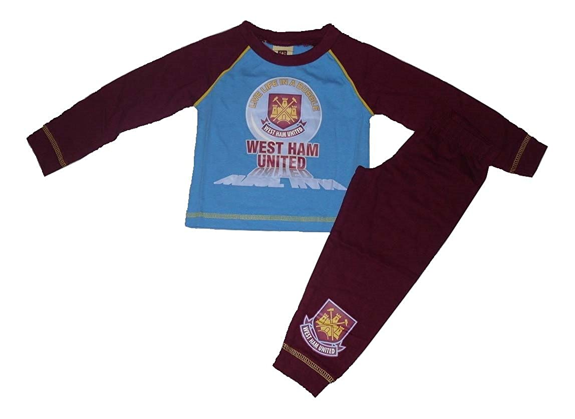 BABY BOYS PYJAMAS WEST HAM UNITED