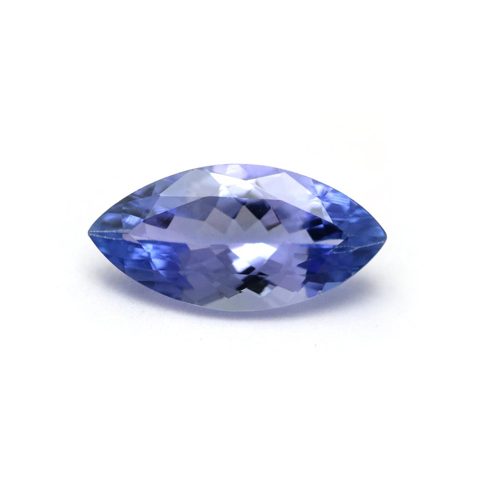 1.60 Carats TCW Marquise 100%Natural Tanzanite Fine Lustre Gem By DVG