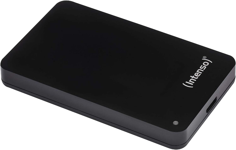 Intenso 6002530 Disco Duro Externo de 500GB 2.5