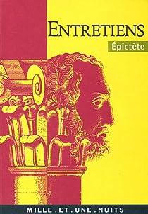Entretiens par Épictète