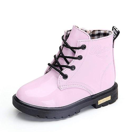 langlebig im einsatz Fabrik authentisch reich und großartig QZBAOSHU Schuhe Stiefel Stiefeletten Baby Mädchen Jungen wasserdichte  Schneeschuhe für 2-12 Jahre Alte