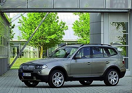 BMW X3 Poster Seda Cartel On Silk <85x60 cm, 34x24 inch ...