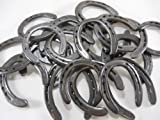 50 Pc Lot of NEW (old look) Cast Iron Horseshoes for Crafting