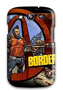 Galaxy Cover Case - Borderlands Protective Case Compatibel With Galaxy S3