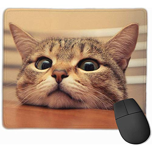 Silla Cat Mousepad Gaming Laptop Alfombrilla de raton Alfombrilla de raton Alfombrilla Ratones Alfombrilla de raton Alfombrilla de raton de Escrito