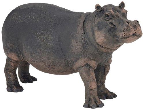 Papo Hippopotamus Cow Toy Figure