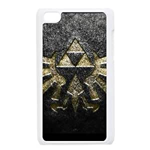 iPod Touch 4 Case White The Legend of ZeldaTri Force Heroes OJ529378