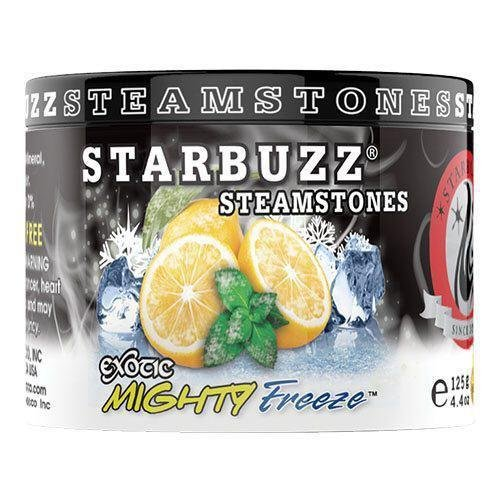 Mighty Freeze Steam Stones Shisha Flavour