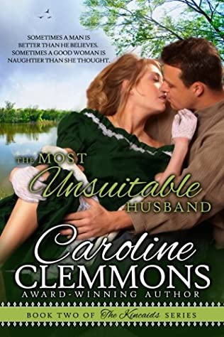 book cover of The Most Unsuitable Husband