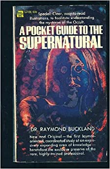 A pocket guide to the supernatural (An Ace book)