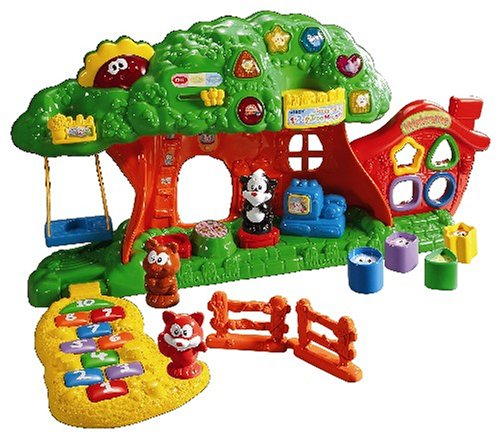 1-2-3 Treehouse - V.Smile SmartVille Imaginative Play by VTech