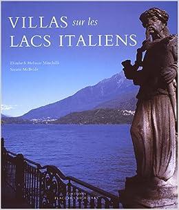 Villas sur les lacs italiens