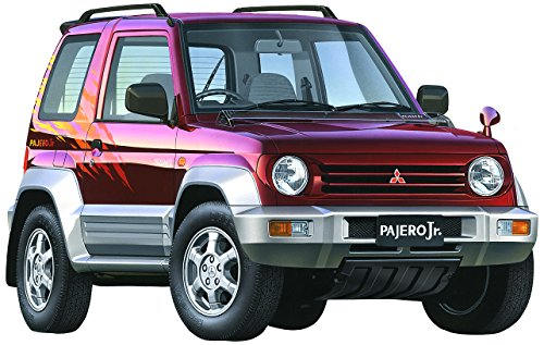 Zr Series (Fujimi 1/24 inch up series No.116 Mitsubishi Pajero Junior ZR-II(Japan imports))