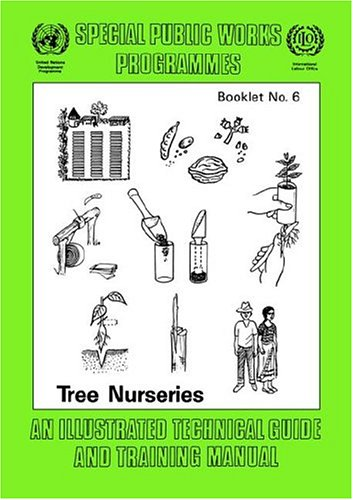 Tree nurseries. An illustrated technical guide and training manual (Special public works programmes)