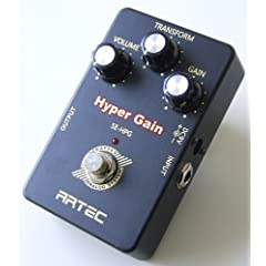 ARTEC Hyper Gain Distortion