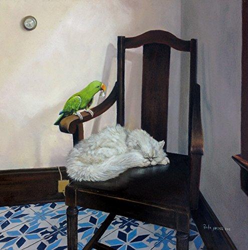 """Cat Nap"" by Paulo Jimenez"