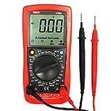 TPmall UT58A Professional Electric Digital Multimeter LCD Digital Multimeter AC DC Voltage Current Capacitance