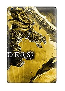 Awesome Darksiders 2010 Game Flip Case With Fashion Design For Ipad Mini/mini 2
