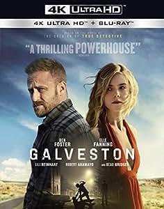 Galveston [Blu-ray]