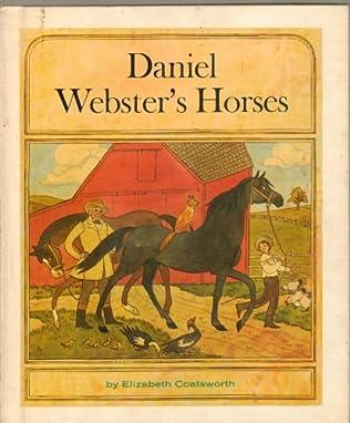 book cover of Daniel Webster\'s Horses