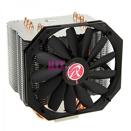 Raijintek EREBROSS CPU Air Cooler, Black