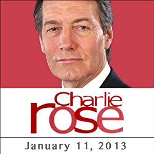 Charlie Rose: Lena Dunham, Dana Stevens, Tony Scott, Annette Insdorf, and David Denby, January 11, 2013 Radio/TV Program