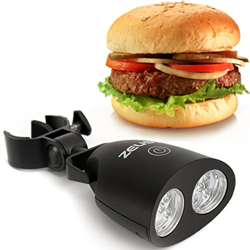 1-Barbecue-Grill-Light-with-10-Super-Bright-LED-Lights-Durable-Weather-Resistant-Powerful-LED-BBQ-Light-for-Any-GasCharcoalElectric-Grill-Black