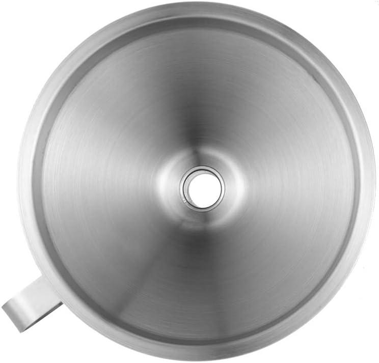 Yumi V 2Pcs Filtro de Malla de Embudo de Acero Inoxidable Juego de Filtro de Mermelada para Transferir Ingredientes l/íquidos