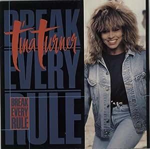 Tina Turner Break Every Rule Vinyl Amazon Com Music