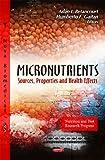 Micronutrients, Adán I. Betancourt and Humberto F. Gaitan, 1621008347