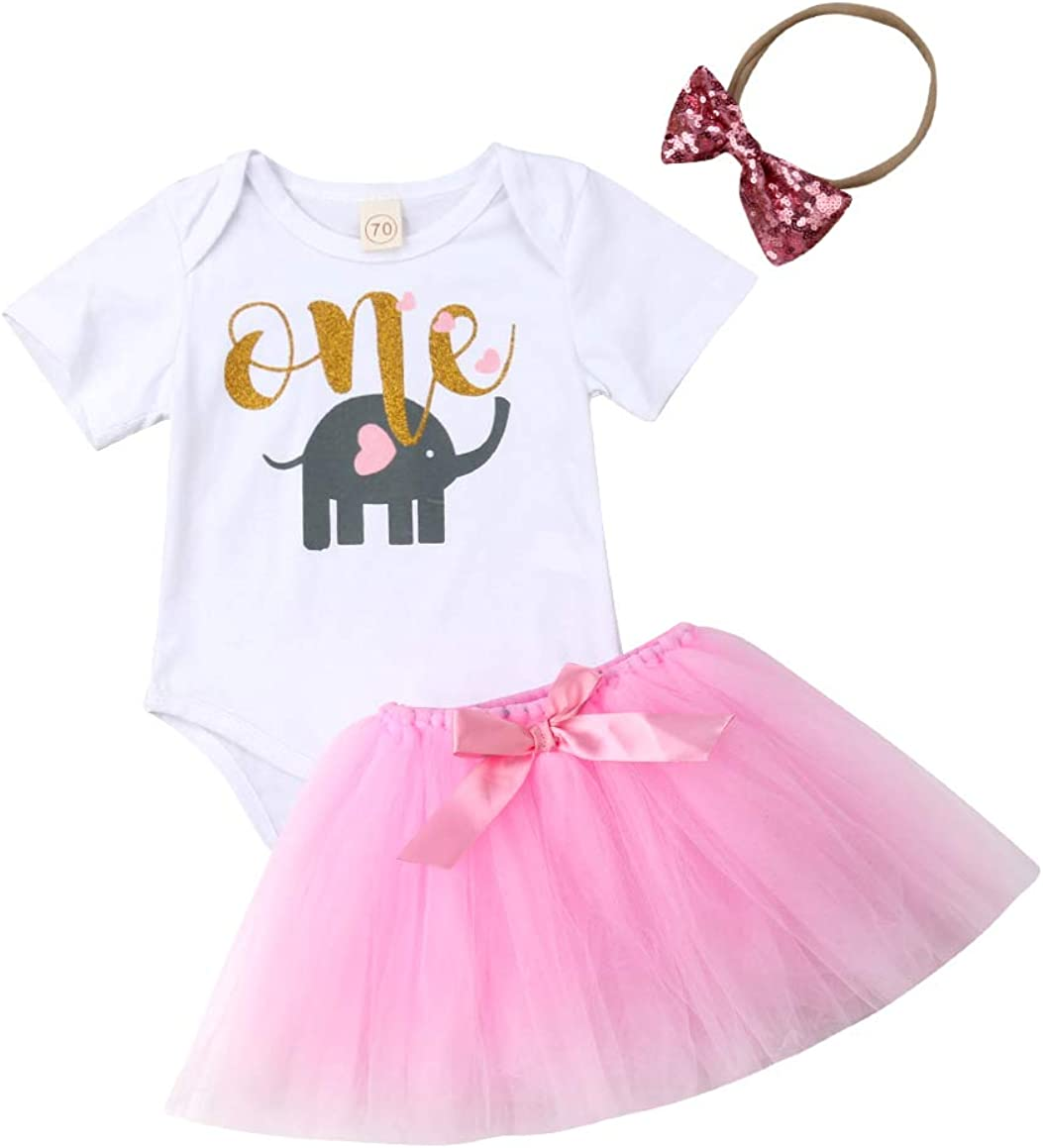 RAINBOW BABY White TUTU ROMPER DRESS headband BABY GIRL NEWBORN Princess Gift