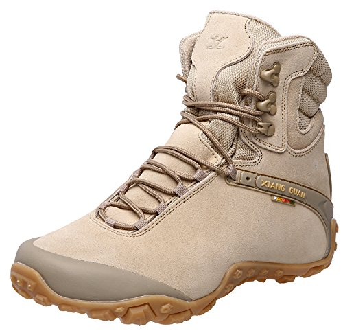 Waterproof Men's Outdoor XIANG Sand Trekking Hiking High Top GUAN Boots x5nq4Xg