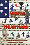 img - for American Torah Toons: 54 Illustrated Commentaries book / textbook / text book