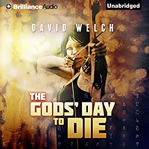 The Gods' Day to Die Audiobook