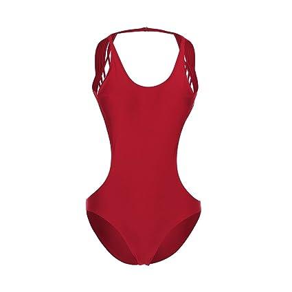 Bikinis Sexy de Mujer Trajes de baño Mujer una Pieza Bañadors Señoras Biquinis natación niña Tankinis Vestidos de Baños Lencería Ropa de Playa Mujer ...