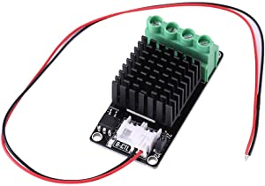 MKS MOSFET 3D printer heating controller for heat bed extruder MOS module Exceed 30A Big Current support