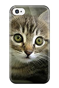 TYH - Best Hot Snap-on Kitty On Clothes Hard Cover Case Protective Case For Iphone 6 4.7 5404098K13336555 phone case