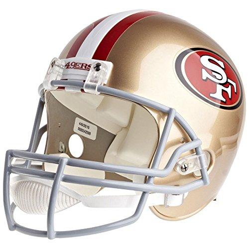 Buy 49ers replica helmet full size
