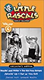 The Little Rascals Collector's Edition, Volume 4 (Digitally Remastered 4 Films: Readin' and Writin', The Kid from Borneo, Sprucin' Up & Pay As You Exit [Romeo & Juliet]) [VHS]