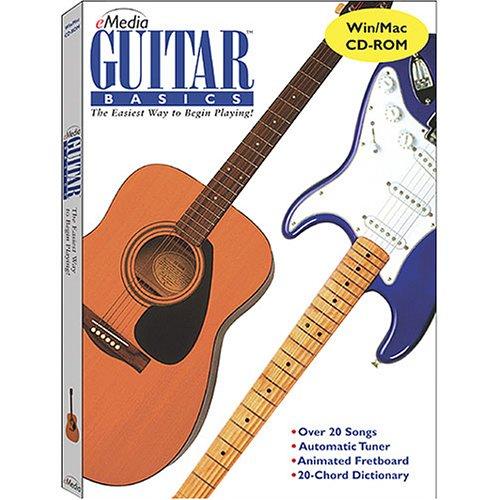 Amazon.com: eMedia Guitar Basics [Old Version]: Video Games