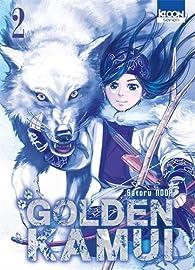 Golden Kamui, tome 2 par Satoru Noda