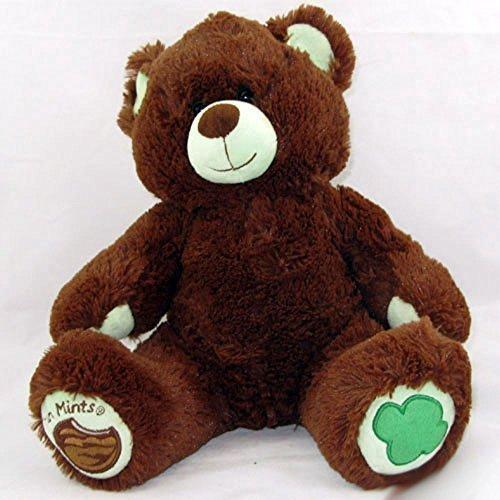 Build A Bear Workshop Girl Scout Thin Mints 15  Plush Bear by Build A Bear Workshop
