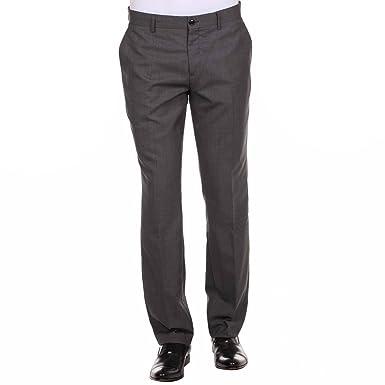 Ace One Monaco - Pantalon Habillé Ace One Monaco en Tergal Coupe Classique  65% Polyester